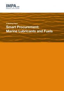SMART PROCUREMENT: MARINE LUBRICANTS AND FUELS